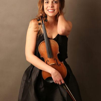 Violinistin – Julia